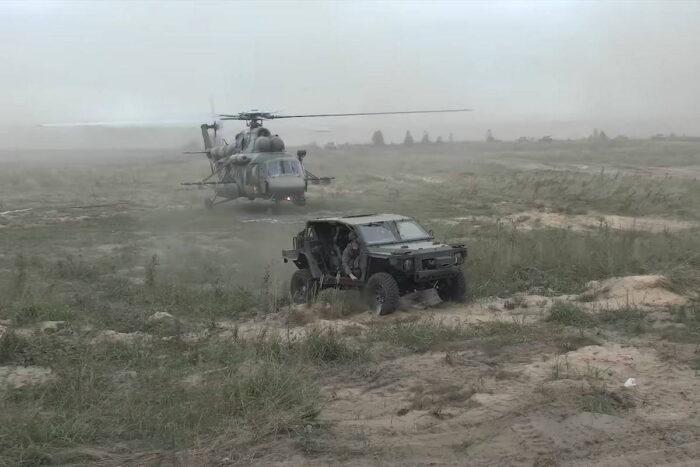 """""""Сармат-2"""" на стратегических учениях """"Запад-2021"""""""
