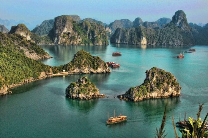 Острова Южно-Китайского моря