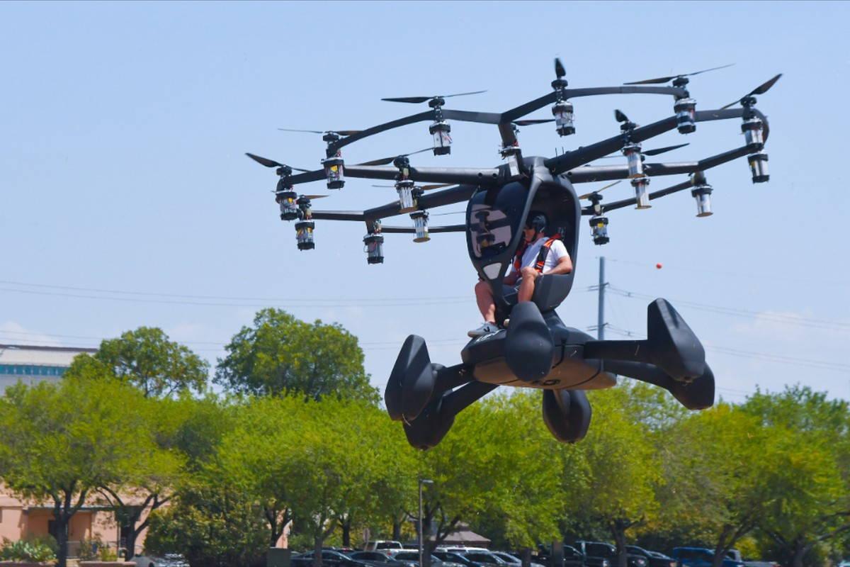 Agility Prime: ВВС США нацелились на аппараты eVTOL