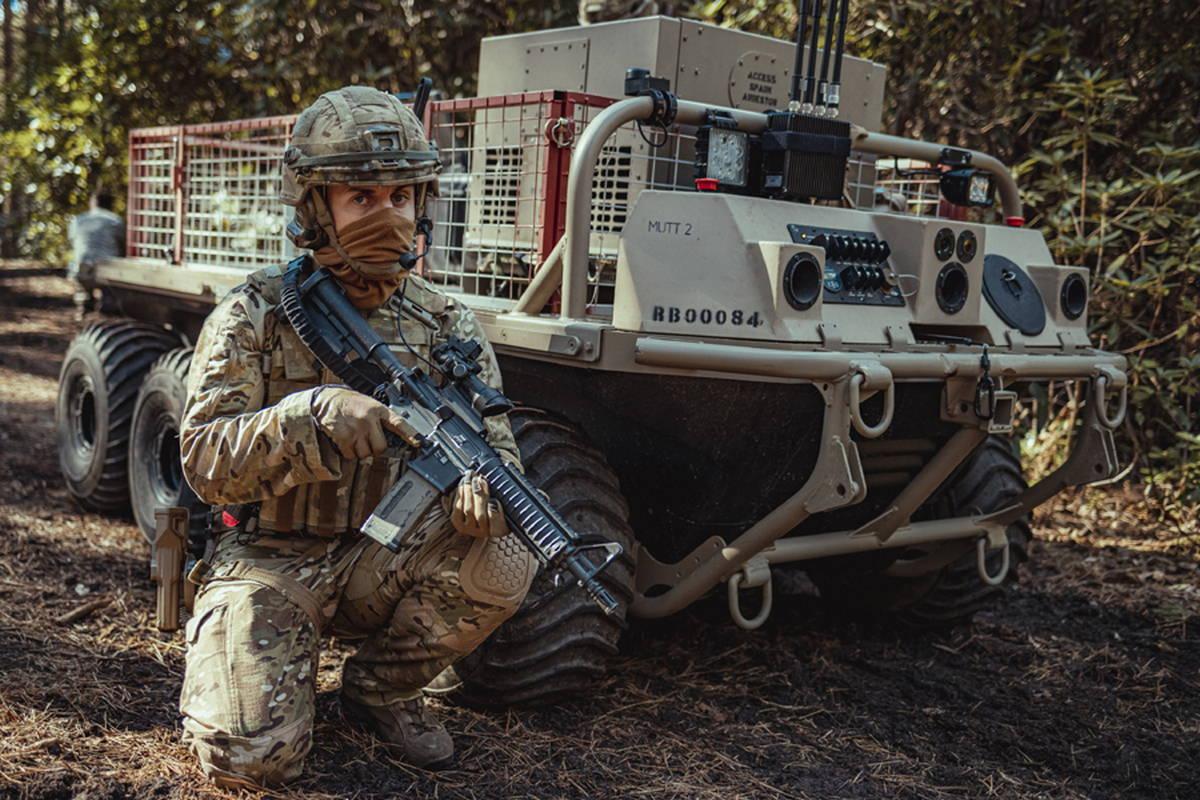 Новая бригада специальных операций ВС Великобритании