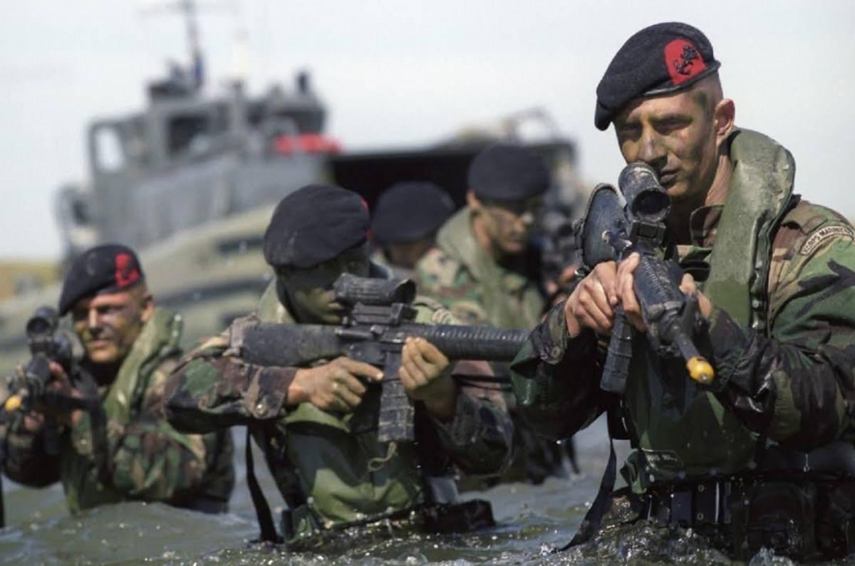 К вопросу о возрождении морских десантов. Заключение
