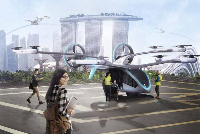 Городская воздушная мобильность