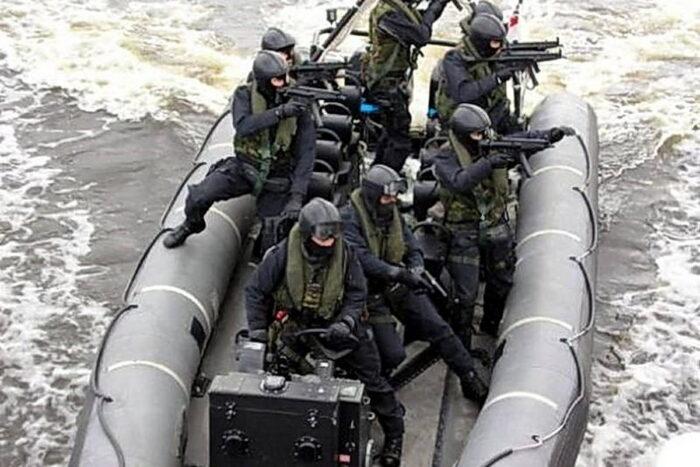 Специальная лодочная служба морской пехоты ВМС Великобритании