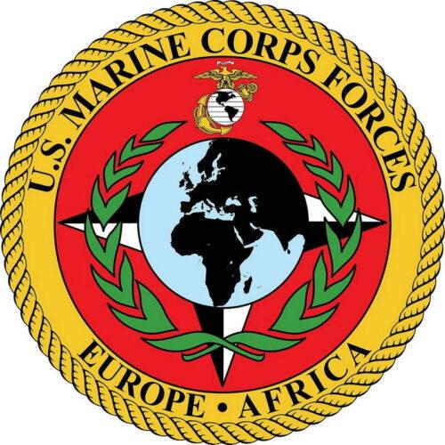Эмблема US Marine Forces Europe/Africa