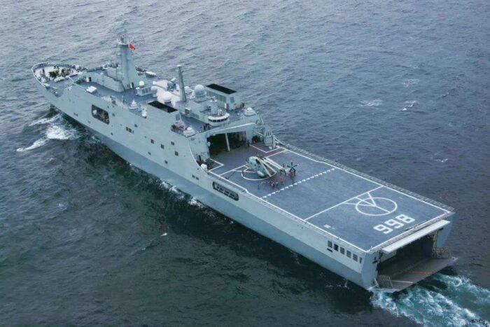 УДК тип 071 ВМС НОАК