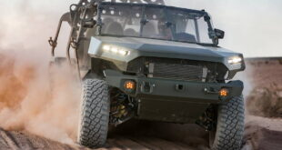 Автомобиль для пехотных отделений армии США