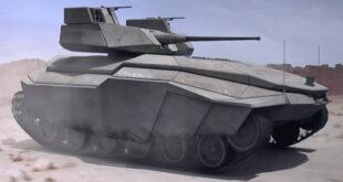 Боевая машина будущего Carmel