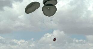 Грузовая парашютная система ATAX