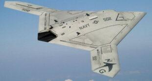 БПЛА Northrop Grummans X-47B