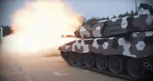 Новая 130 мм танковая пушка