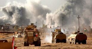 Битва за Мосул часть II