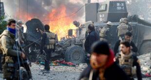 Битва за Мосул. Освобождение города