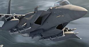Истребитель F15X