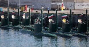 ВМС Ирана часть II