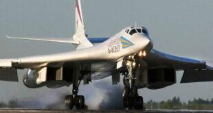 Ту-160М2 с новыми двигателями
