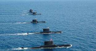 Подводные силы ВМС Турции