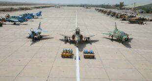 Боевая авиация Ирана