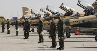 Боевая авиация Ирана. Часть III