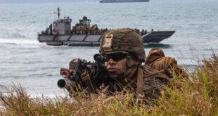 Литоральные полки морской пехоты США